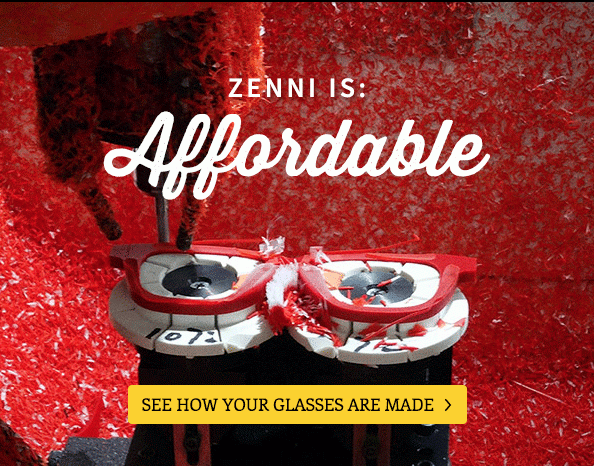 How Zenni Glasses Are Made