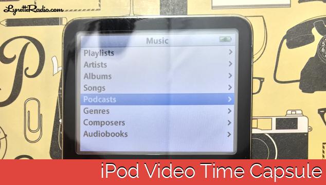 Lynette Radio iPod Video Time Capsule