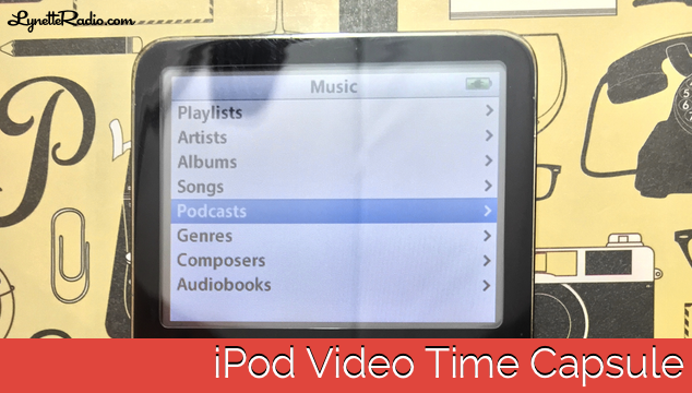 iPod Video Time Capsule