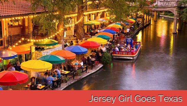 Jersey Girl Goes Texas