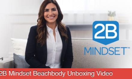 2B Mindset Beachbody Unboxing Video